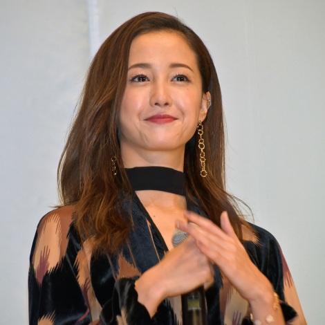 沢尻エリカ=映画『食べる女』公開記念舞台あいさつ (C)ORICON NewS inc.