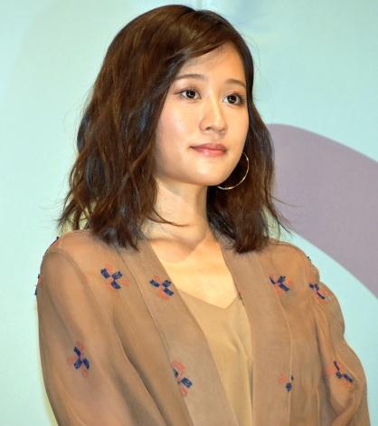 第1子妊娠を発表した前田敦子も登壇 (C)ORICON NewS inc.