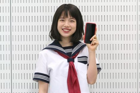 10月3日にスタートする新番組『アナ行き!』の宣伝のため動画作成に挑戦した弘中綾香アナウンサー(C)テレビ朝日