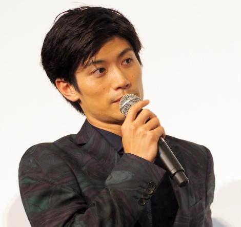 3話全てに出演する三浦春馬=「Paravi」オリジナルドラマ『tourist』の完成披露試写会 (C)ORICON NewS inc.