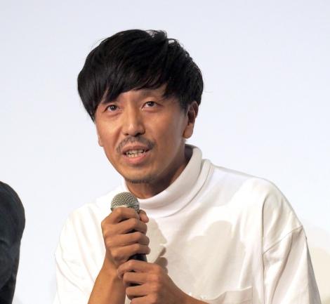 「Paravi」オリジナルドラマ『tourist』の完成披露試写会に登場した山岸聖太 (C)ORICON NewS inc.