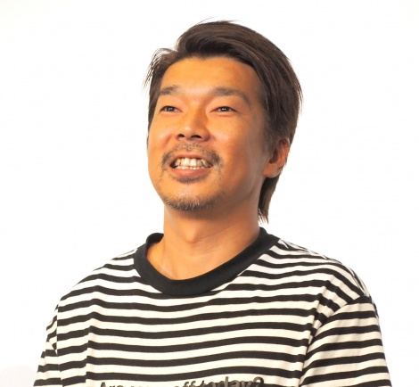 「Paravi」オリジナルドラマ『tourist』の完成披露試写会に登場した横尾初喜監督 (C)ORICON NewS inc.