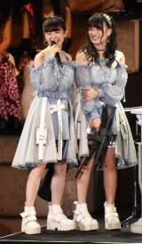 唯一の姉妹ユニット「武藤シスターズ」=『AKB48グループ 第2回ユニットじゃんけん大会』 (C)ORICON NewS inc.