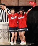 カープ愛を爆発させた「絶対優勝しような!」=『AKB48グループ 第2回ユニットじゃんけん大会』 (C)ORICON NewS inc.