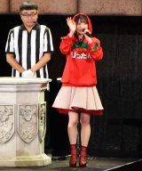 独特の世界観で沸かせた「さくらんぼの妖精」=『AKB48グループ 第2回ユニットじゃんけん大会』 (C)ORICON NewS inc.