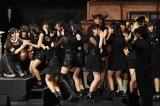 『AKB48グループ 第2回ユニットじゃんけん大会』準優勝の「2ki」 (C)ORICON NewS inc.