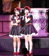 ラスト曲「永遠のプレッシャー」を歌ったFortune-cherry=『AKB48グループ 第2回ユニットじゃんけん大会』 (C)ORICON NewS inc.