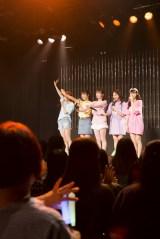 NMB48女子力選抜ユニット「Queentet」が単独公演(C)NMB48