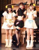 須田亜香里率いる「未年姉妹」=『AKB48グループ 第2回ユニットじゃんけん大会』 (C)ORICON NewS inc.
