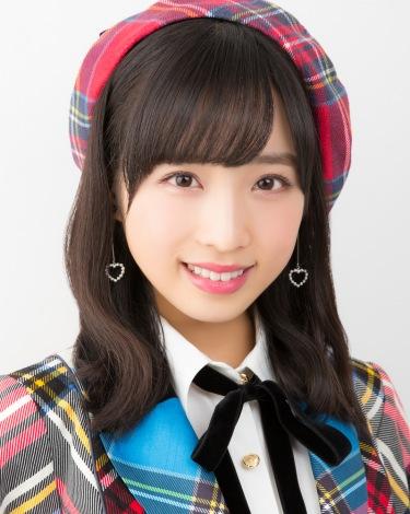 小栗有以(AKB48)=AKB48の54thシングル「NO WAY MAN」(11月28日発売)選抜メンバー(C)AKS