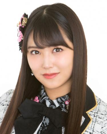 白間美瑠(NMB48)=AKB48の54thシングル「NO WAY MAN」(11月28日発売)選抜メンバー(C)AKS