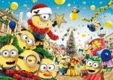 『ミニオン・ハチャメチャ・クリスマス・パーティ』 画像提供:ユニバーサル・スタジオ・ジャパン