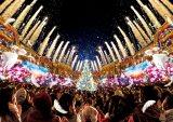 『ユニバーサル・ワンダー・クリスマス』 画像提供:ユニバーサル・スタジオ・ジャパン