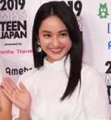 『2019ミス・ティーン・ジャパン』応援アンバサダーの平祐奈 (C)ORICON NewS inc.