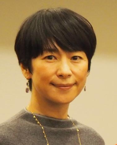 『それでも恋する』製作発表会見に出席した西田尚美 (C)ORICON NewS inc.