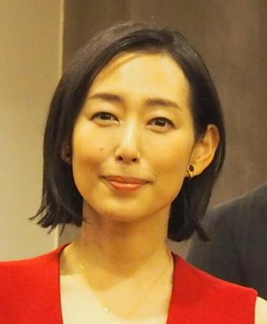 『それでも恋する』製作発表会見に出席した木村多江 (C)ORICON NewS inc.