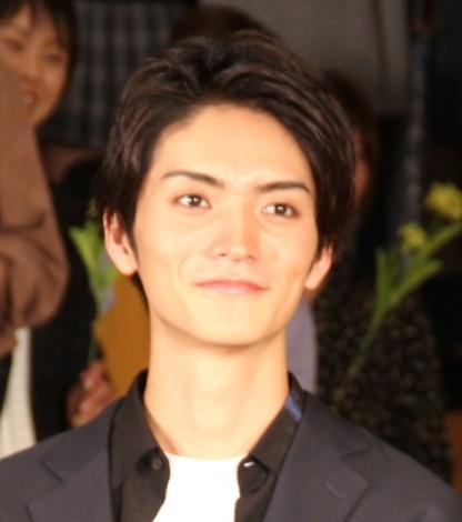 『旅猫リポート』完成記念カーペットセレモニーに出席した山本涼介 (C)ORICON NewS inc.