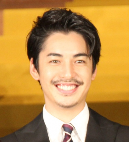 『旅猫リポート』完成記念カーペットセレモニーに出席した大野拓朗 (C)ORICON NewS inc.