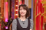 『今夜くらべてみましたSP』に出演する後藤真希 (C)日本テレビ