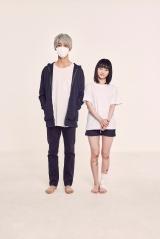 ABCテレビのドラマ『幸色のワンルーム』より。「幸」役の山田杏奈と、誘拐犯「お兄さん」役の上杉柊平(C)はくり/SQUARE ENIX・ABC TV