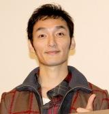 映画『ムタフカズ(MUTAFUKAZ)』完成披露舞台あいさつに出席した草なぎ剛 (C)ORICON NewS inc.