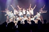 秋元康氏作詞、山本彩作曲の「夢は逃げない」などをパフォーマンス(C)NMB48