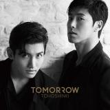 東方神起のアルバム『TOMORROW』が10/1付週間デジタルアルバムランキングで1位