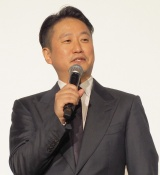 波多野貴文監督 (C)ORICON NewS inc.