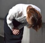 7秒間深々と頭を下げ謝罪した吉澤ひとみ被告