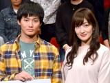 (左から)野村周平、高梨臨 (C)ORICON NewS inc.