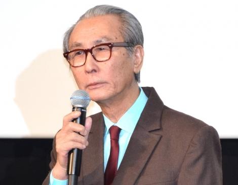 映画『散り椿』の初日舞台あいさつに出席した木村大作監督 (C)ORICON NewS inc.