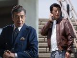 舘ひろし(左)、神田正輝(右)が共演するプレミアムドラマ『クロスロード3 群衆の正義』BSプレミアムで12月2日スタート(C)NHK