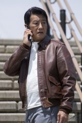 NHK・BSプレミアムで放送、プレミアムドラマ『クロスロード3 群衆の正義』板垣公平役の神田正輝(C)NHK()