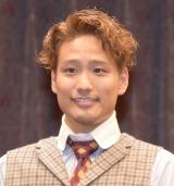 『ライオンのあとで』公開舞台けいこに参加した桐山照史 (C)ORICON NewS inc.