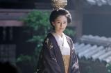 大河ドラマ『西郷どん』第36回「慶喜の首」のラストに姿を見せた天璋院篤姫(北川景子)(C)NHK