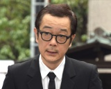 樹木希林さん告別式に参列したリリー・フランキー (C)ORICON NewS inc.