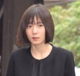 樹木希林さん告別式に参列した松岡茉優 (C)ORICON NewS inc.
