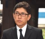 樹木希林さん告別式に参列した薬丸裕英 (C)ORICON NewS inc.