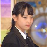 ラストアイドル2期生正式メンバーとなった立ち位置5番の佐佐木一心 (C)ORICON NewS inc.