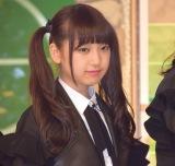 ラストアイドル2期生正式メンバーとなった立ち位置7番の町田穂花 (C)ORICON NewS inc.