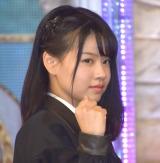 ラストアイドル2期生正式メンバーとなった立ち位置11番の下間花梨 (C)ORICON NewS inc.