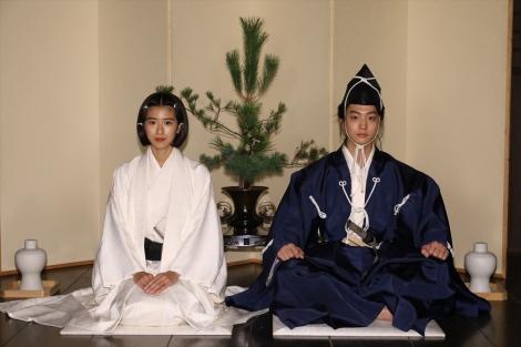特集ドラマ『アシガールSP』NHK総合で12月24日放送予定(C)NHK(C)NHK