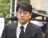 樹木希林さん告別式に参列した安住紳一郎アナウンサー (C)ORICON NewS inc.