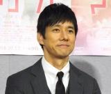 ドラマでAI人間を熱演した西島秀俊(C)ORICON NewS inc.