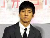 BSプレミアムの単発ドラマ『マリオ AIのゆくえ』の試写会に出席した西島秀俊 (C)ORICON NewS inc.