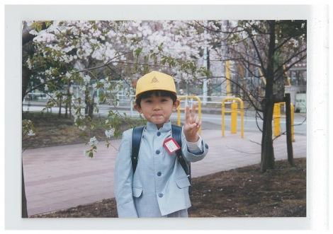 """吉沢亮の幼少期の写真=映画『あのコの、トリコ。』日本中のハートを""""トリコ""""イベント(C)ORICON NewS inc."""