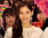 """映画『あのコの、トリコ。』日本中のハートを""""トリコ""""イベントに出席した新木優子(C)ORICON NewS inc."""