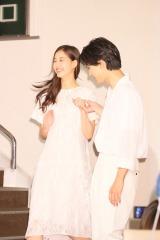 """映画『あのコの、トリコ。』日本中のハートを""""トリコ""""イベントの模様"""