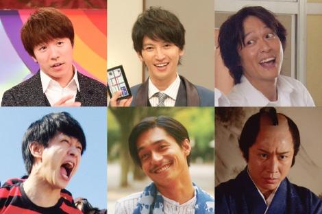 『これが世界を変えた!関ジャニQ展開!』に出演する関ジャニ∞(C)TBS