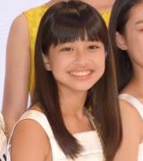 第15回『全日本国民的美少女コンテスト』で演技部門賞を受賞した伊丹彩華さん (C)ORICON NewS inc.